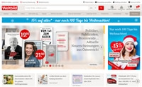 Austria's Top Multichannel Media Retailers: Weltbild.at