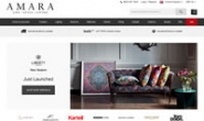 UK Leading Online Luxury Home Fashion: Amara
