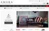 UK Leading Online Luxury Home Fashion: Amara