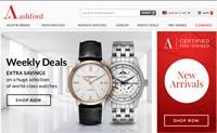 American Luxury Watches Discount Website: Ashford