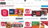 UK Online Food Shopping: Iceland Groceries