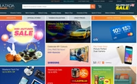 Malaysia Online Shopping Site: Lazada Malaysia