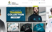 The Official Real Madrid Store:  Buy Authentic Real Madrid Kits