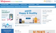 America's Online Pharmacy: Walgreens