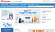 America's Online Pharmacy: Walgreens