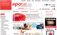 German Cheap Mail-Order Pharmacy: Apotal