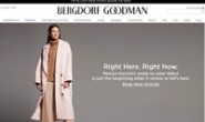 American Luxury Goods Department Store: Bergdorf Goodman