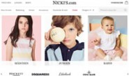 German Children's Fashion Shopping Site: NICKI´S.com