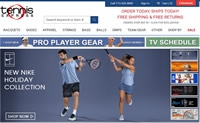 Texas's Popular Online Tennis Retailer: Tennis Express