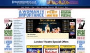 London's Official Ticket Agent to all West End Shows: Theatre Tickets Direct