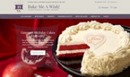 Gourmet Birthday Cakes Delivered: Bake Me A Wish