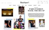 UAE's Luxury Fashion Retailer: Boutique 1