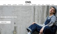 Globally Sourced Menswear: END.