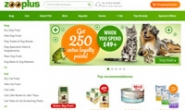 UK's Largest Online Retailer of Pet Food and Pet Supplies: Zooplus UK
