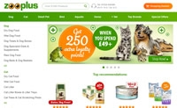 The UK's Largest Online Retailer of Pet Food and Pet Supplies: Zooplus UK