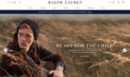 American Luxury Fashion Brand: Ralph lauren