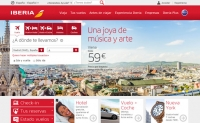 Flag-Carrier Airline of Spain: Iberia