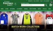 Classic Retro Vintage Football Shirts: Classic Football Shirts