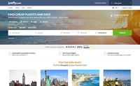 Cheap Flights, Airline tickets and Hotels: JustFly
