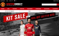 The Official Manchester United Megastore: United Direct
