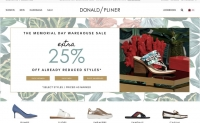 Donald Pliner Official Site: Luxury Footwear and Handbags