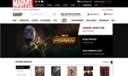 Official Site for Marvel Toys, Clothing & Merchandise: Marvel Shop