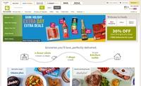 British Online Supermarket: Ocado