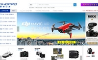 Taiwan Camera and Photography Products Shopping Site: SHOPRO