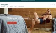 American Men's Underwear Mrand: Tommy John