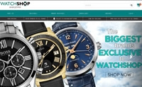UK's No.1 For Watches Online: Watch Shop