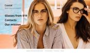 Canada Contact Lenses and Eyeglasses Site: Coastal