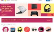 eBay Canada Site: eBay.ca
