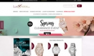 Luxury Brand Name Watches: LuxChoice.com