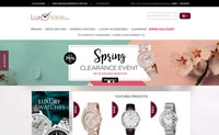 Luxury Brand Name Watches: LuxChoice.com