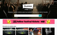 StubHub Mexico: Buy and Sell Your Tickets