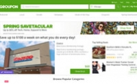 US Deals and Coupons Site: Groupon