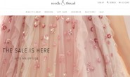 Needle & Thread Official Site: British Fairy Brand