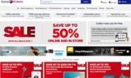 UK's Leading Electronics Retailer: Currys PC World