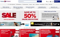 UK's Leading Electronics Retailer: Currys PC World