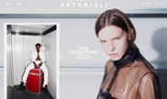 Fashion Forward Luxury: Antonioli