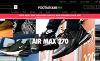 UK's Popular Sneaker and Street Clothing Stores: Footasylum