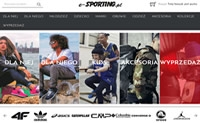 Poland Sports Shoes Online Store: e-SPORTING