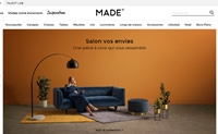 Made.com France: Designer Furniture