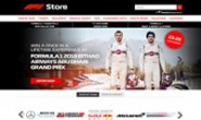 Formula 1 Official Online Store: F1 Store