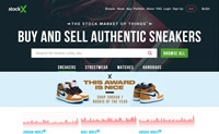 Buy & Sell Authentic Sneakers: StockX