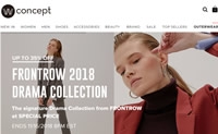 W Concept  US: Curated Collections of Global Independent Designers