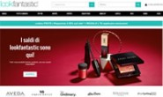 Lookfantastic Italy:UK Famous Beauty Shopping Site
