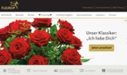 German Online Flower Shop: Fleurop