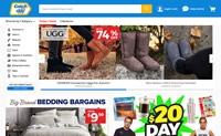 Australian E-Commerce Catch New Zealand Site: Catch NZ