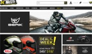 European Motorcycle Clothing and Helmets Store: FC-Moto
